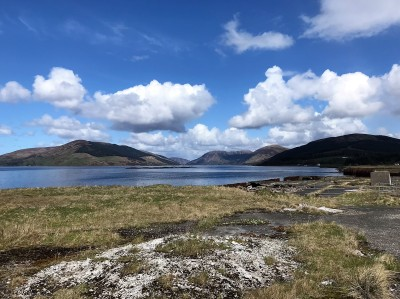 Looking to Loch Striven