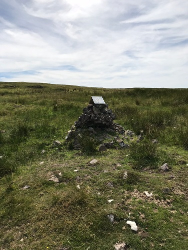 Cairn marker
