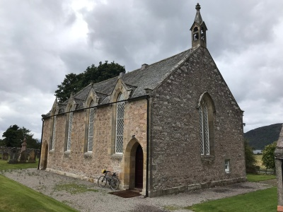 Dores church
