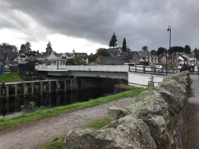 Fort Augustus lock
