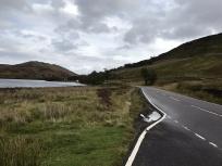 Road at Loch Tarff